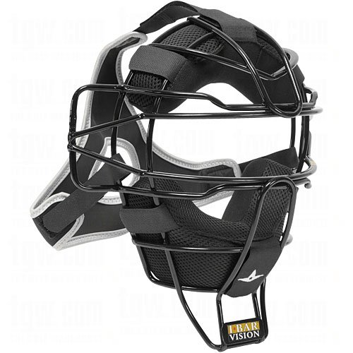 All-Star Ultra Cool Lightweight Catchers Face Mask Black