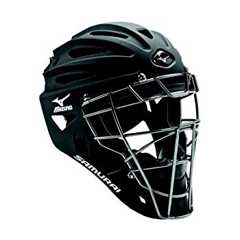 Mizuno Youth G4 Samurai Catcher's Helmet
