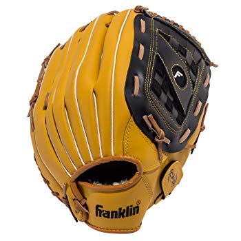 "Franklin Sports Field Master Series Baseball Gloves, 13"", Right Hand Throw"