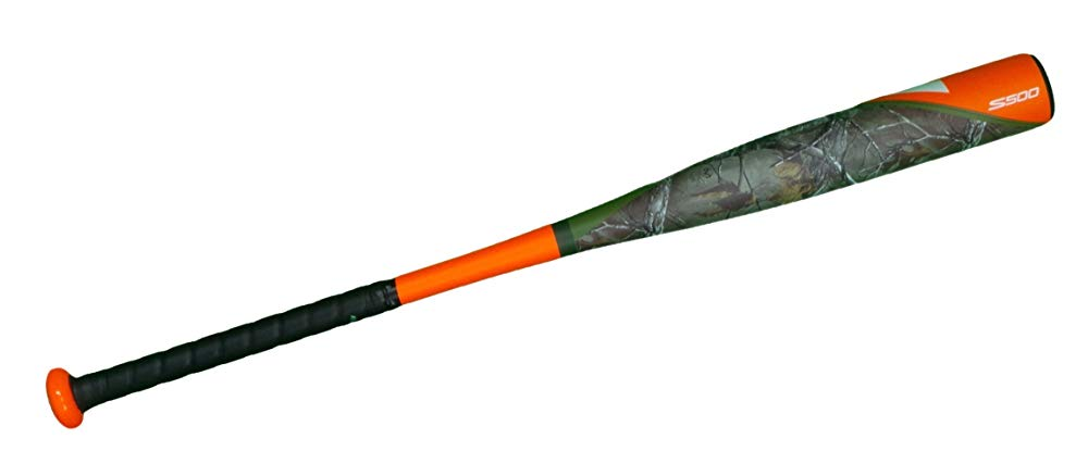 "Easton S500 Youth Baseball Bat (2015 Realtree Orange, 29""/16 oz)"
