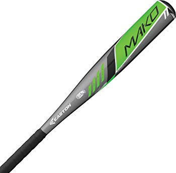 "Easton MAKO ALIMINIUM Youth Tee-Ball Bat, 24""/14 oz"