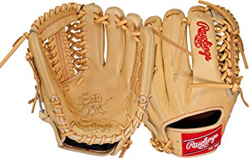 "Rawlings Heart of The Hide PRO205-4C 11 3/4"" P/Inf Conv/Mod Trap Baseball Glove"